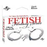 Наручники FFS Oficial Handcuffs Metal