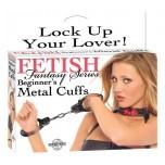 Наручники Beginner Metal Cuffs